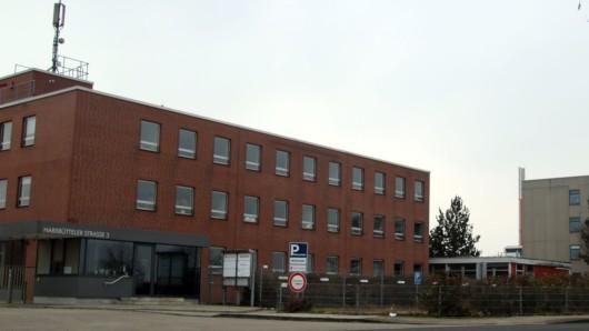 Das Strahlen- und Medizintechnikunternehmen Eckert & Ziegler in der Harxbütteler Straße in Thune.