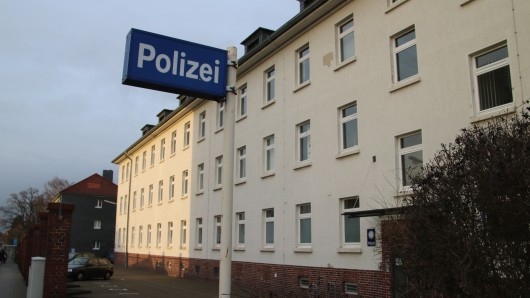 Die Polizei in Wolfenbüttel.