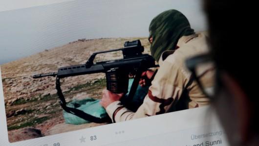 Der Verfassungsschutz warnt vor einer wachsenden Terrorgefahr in Niedersachen (Symbolbild).