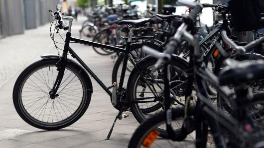 Immer mehr Fahrräder werden geklaut. (Symbolbild)
