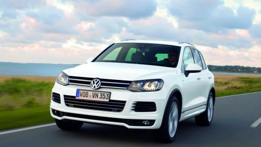 Volkswagen unterlag bei einer Klage in Hannover zu einem VW Touareg.