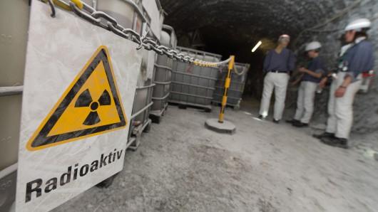Tickende Zeitbombe Asse: Rund um das marode Atomlager ist das Risiko überdurchschnittlich hoch, an Schilddrüsenkrebs zu erkranken.