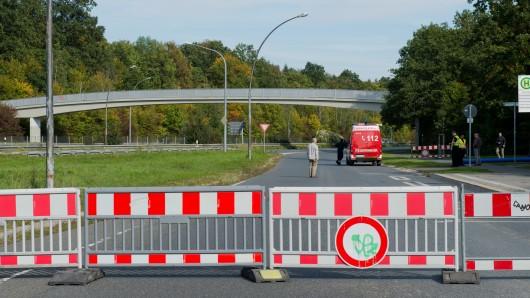 Etliche Straßen in Wolfsburg werden ab Mittwoch gesperrt (Archivbild).