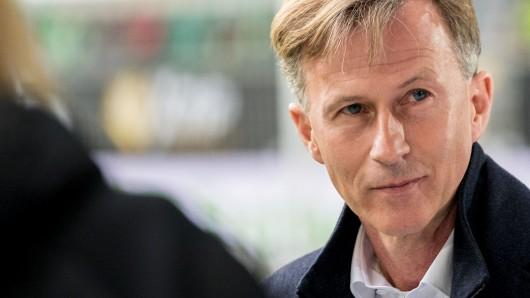 VfL-Trainer Andries Jonker.
