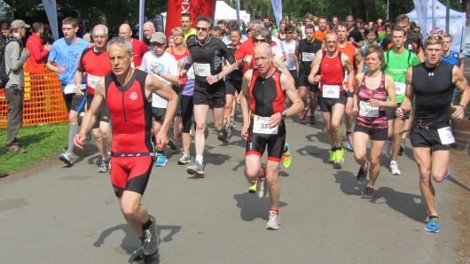 Das Triathlon-Team Braunschweig hofft auf viele Teilnehmer - und natürlich auch Zuschauer.