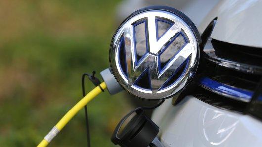 VW will einen Großteil der Infrastruktur für seine Elektroautos offenbar selbst bereitstellen.