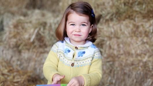 Prinzessin Charlotte feiert am 2. Mai ihren zweiten Geburtstag.