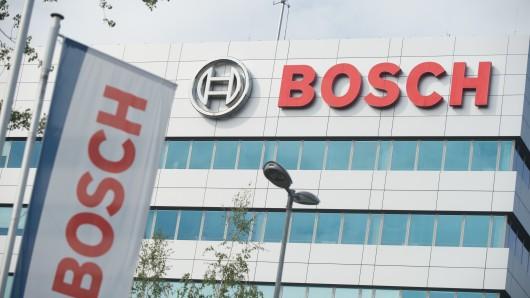 Das Bosch-Werk in Hildesheim (Archivbild)