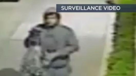 Nach diesem Mann hat die New Yorker Polizei gesucht - offenbar erfolgreich.