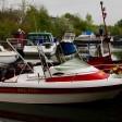 Das neue Einsatzboot der DLGR OG Watenbüttel
