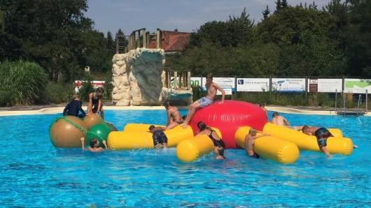 Freibadsaison in Grasleben startet am 27.05.2017 mit Bürgerfrühstück