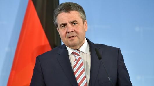 Außenminister Sigmar Gabriel (SPD) (Archivbild).