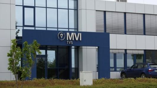 Das Betriebsgebäude von MVS in Weyhausen. Spätestens zum Jahresende gehen hier die Lichter aus.