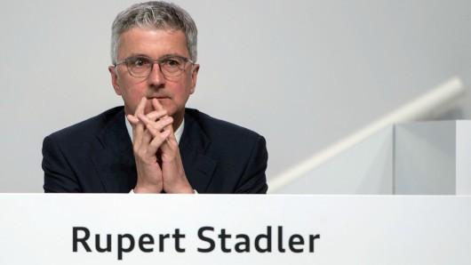 Rupert Stadler hatte vergebens gehofft, aus der JVA entlassen zu werden (Archivbild).