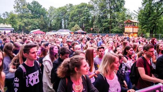 Insgesamt rund 2.500 Besucher zählten die Organisatoren des Summertime-Festivals.
