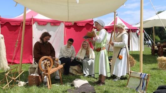 Lamme im Mittelalter