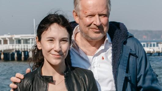 Die beiden Kommissare des Kieler Tatorts: Klaus Borowski (Axel Milberg) und Sarah Brandt (Sibel Kekilli). Es war der letzte Tatort mit der deutschen Schauspielerin, die unter anderem durch eine Rolle in Game of Thrones bekannt wurde