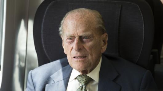Prinz Philip geht mit 96 Jahren in den Ruhestand.