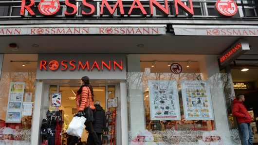 In einer Rossmann-Filiale kam es zu einem sexuellen Übergriff (Archivbild).