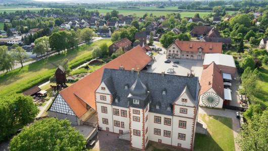 Das Schloss Salder in Salzgitter