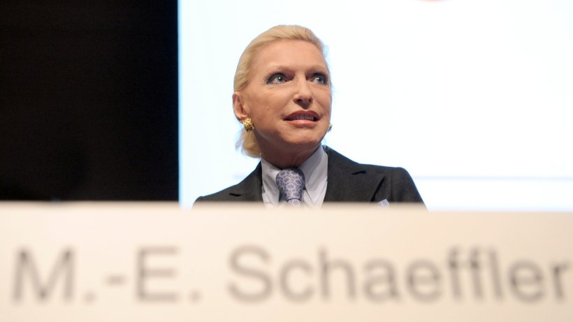 Schaeffler Aktienkurs
