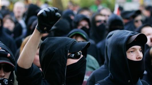 Das Bundeskriminalamt befürchtet Aktionen ausländischer Autonomer, gegen die hiesige Linksextremisten fast noch harmlos wirken (Symbolfoto).