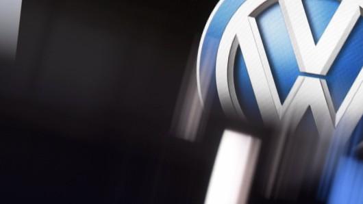 Das VW-Logo (Symbolbild).