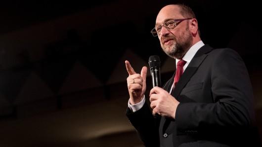 Der designierte SPD-Kanzlerkandidat Martin Schulz (Archivbild).