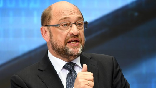 SPD-Kanzlerkandidat Martin Schulz (Archivbild)