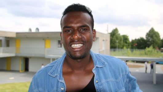 Bulbul Mukhtarhaji  aus Somalia lebt schon seit 14 Monaten in Braunschweig.