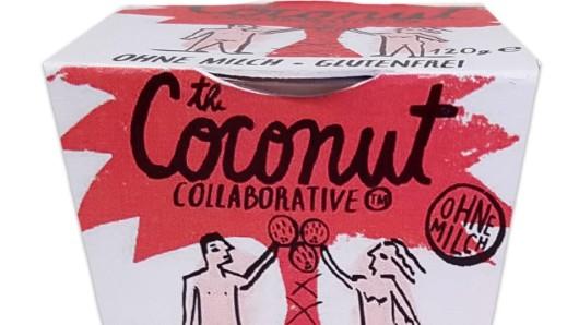 Dieses Jughurt-Ersatzprodukt unter dem Markennamen The Coconut Collaborative ist gleich in mehreren Geschmacksrichtungen von dem Rückruf der Langenhangener Erzeugerfirma betroffen.