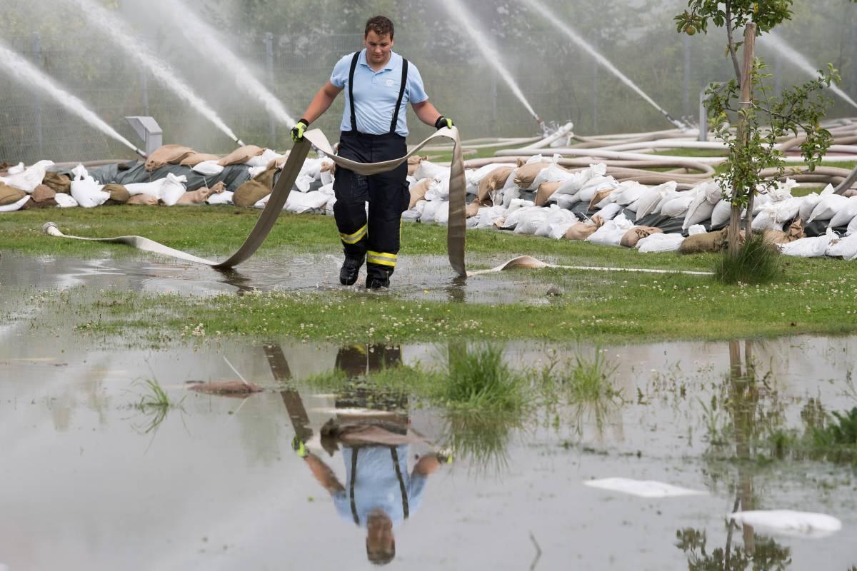 Nach Hochwasser Im Harz Schäden Sind Fast Repariert News38de