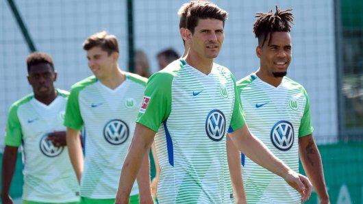 Für den VfL Wolfsburg war die Partie gegen Zweitligist Fulham ein besseres Trainingsspiel. Am Mittwoch aber kommt mit Newcastle ein Premier League-Gegner (Archivbild).