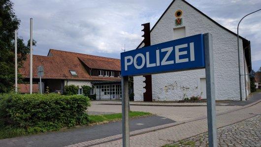 Die Polizei in Helmstedt.
