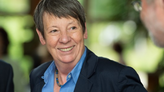 Bundesumweltministerin Barbara Hendricks (SPD) beurteilt die Ergebnisse des Diesel-Gipfels kritisch.