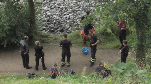Bereits am 3. August wurden Leichenteile in Hamburg gefunden.