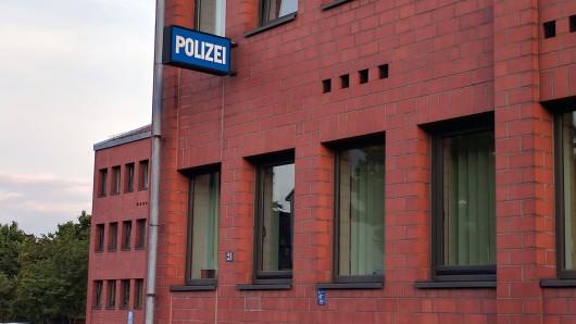 Die Polizei in Salzgitter-Lebenstedt.