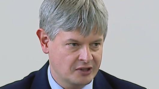 Er hatte im April nicht genügend Stimmen erreicht: AfD-Fraktionschef Stefan Wirtz. (Archivbild)
