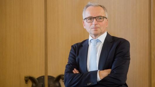 Siegfried Maetje, Leiter des niedersächsischen Staatsschutzes, will verstärkt auf Prävention setzen (Archivbild).