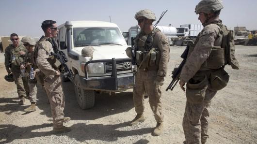 Die USA wollen ihr Engagement in Afghanistan stärken und haben die Truppen weiter aufgestockt (Archivbild).