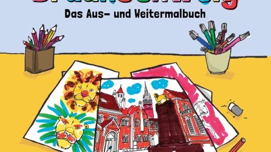 Ein Malbuch, rund um Braunschweig.