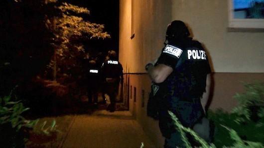 Das SEK hat den Verdächtigen schließlich in Kassel geschnappt (Archivbild).