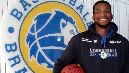 Anthony Morse soll mit seiner Athletik den Braunschweiger Basketball Löwen noch mehr Durchschlagskraft geben.