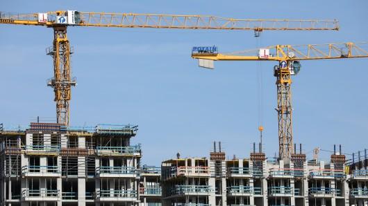 In den nächsten Monaten und Jahren sollen in Cremlingen mehr als 130 neue Wohnungen entstehen (Symbolbild).