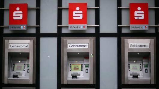 Die Sparkassen legen heute ihre Geschäftszahlen auf den Tisch (Symbolbild).