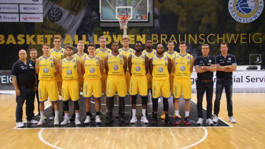 Das offizielle Mannschaftsfoto der Saison 2017/2018.
