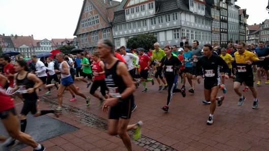 Am Sonntag gehen wieder Läufer in Wolfenbüttel an den Start (Archivbild).