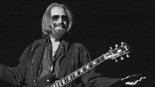 Tom Petty ist mit 66 Jahren in Los Angeles gestorben.