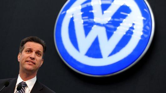 Thomas Schmall leitet die neue VW-Sparte Konzern Komponente (Archivbild).