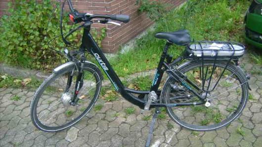 Die Polizei Braunschweig sucht den Besitzer des sichergestellten E-Bikes.